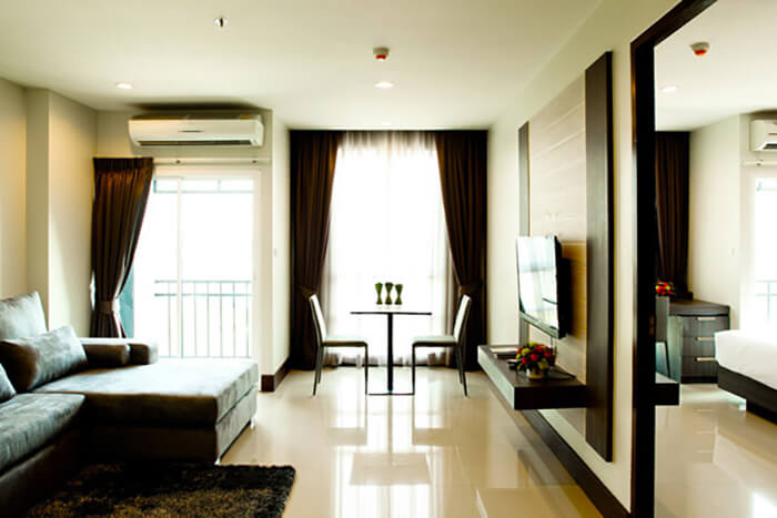 Crystal Suites Suvarnabhumi Airport: Crystal Suite