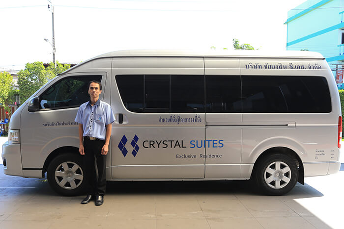 Crystal Suites Suvarnabhumi Airport: Swimming Pools